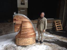 Vicente | Trojan Horse Head